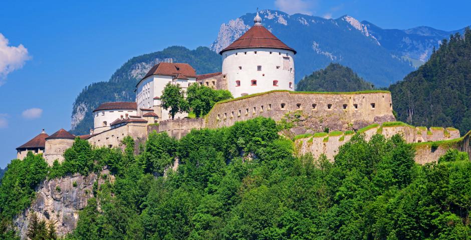 La forteresse de Kufstein