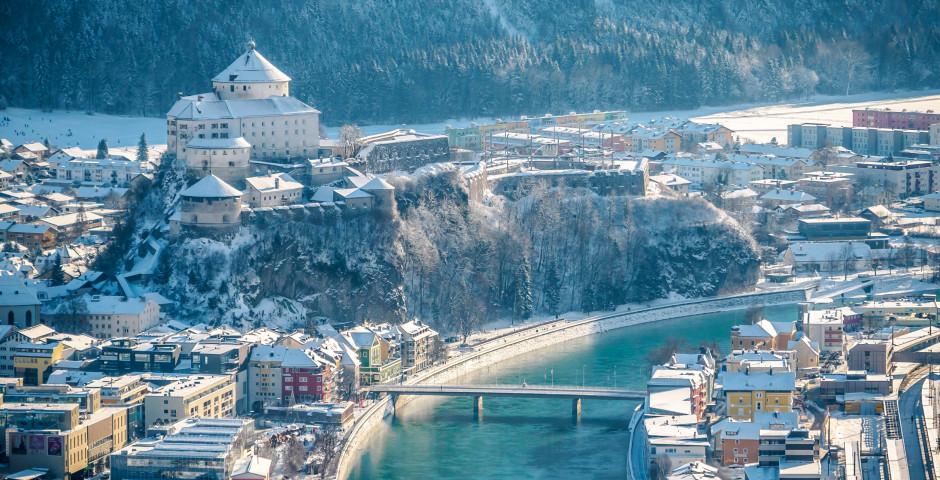 Kufstein en hiver