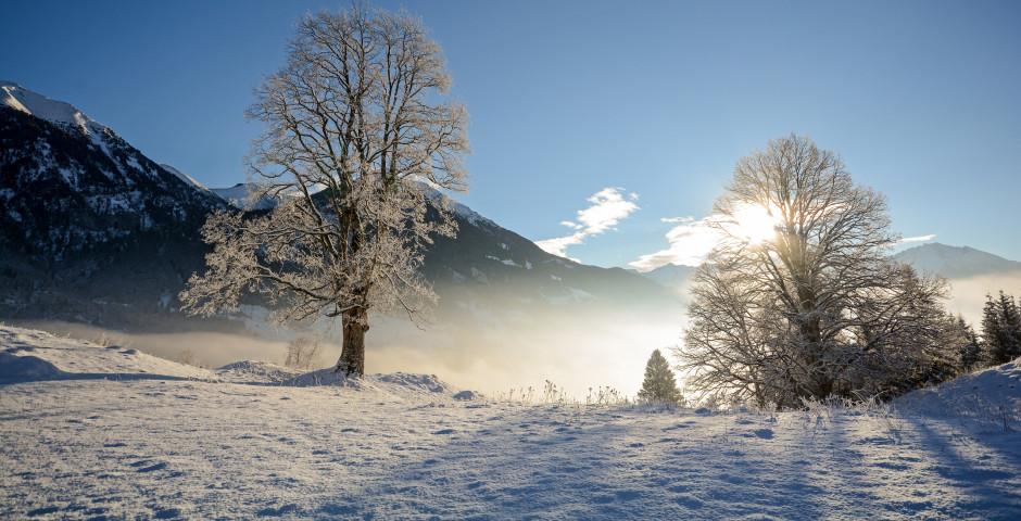 Winterlandschaft im Gasteinertal - Gasteinertal
