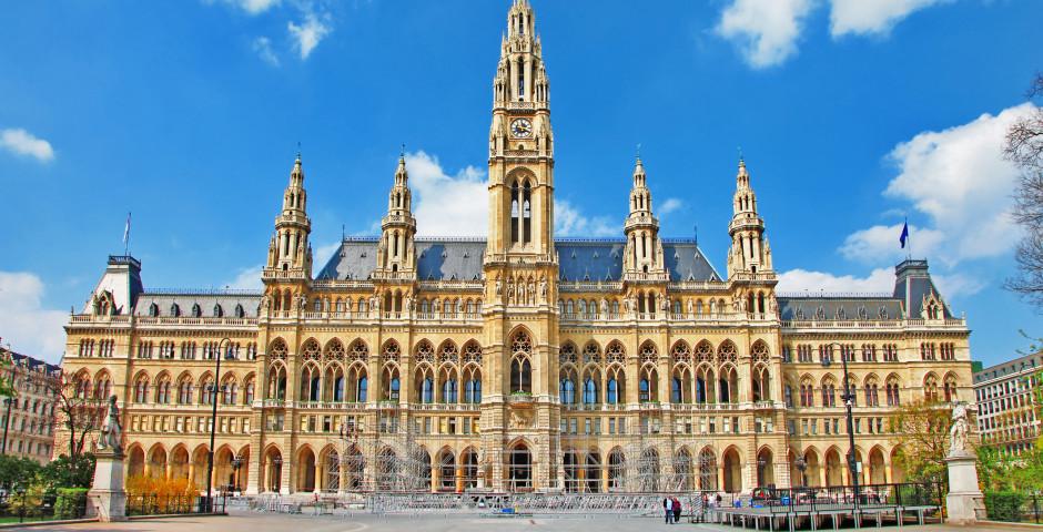 Rathaus - Wien