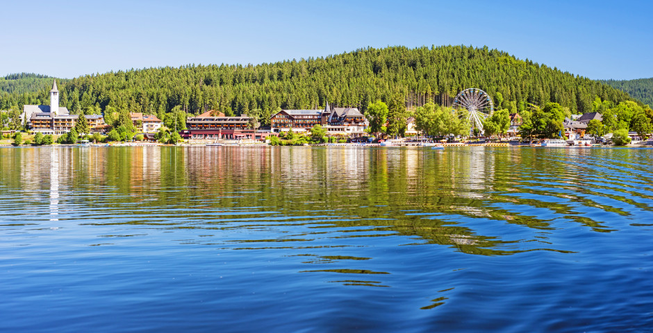 Titisee im Sommer