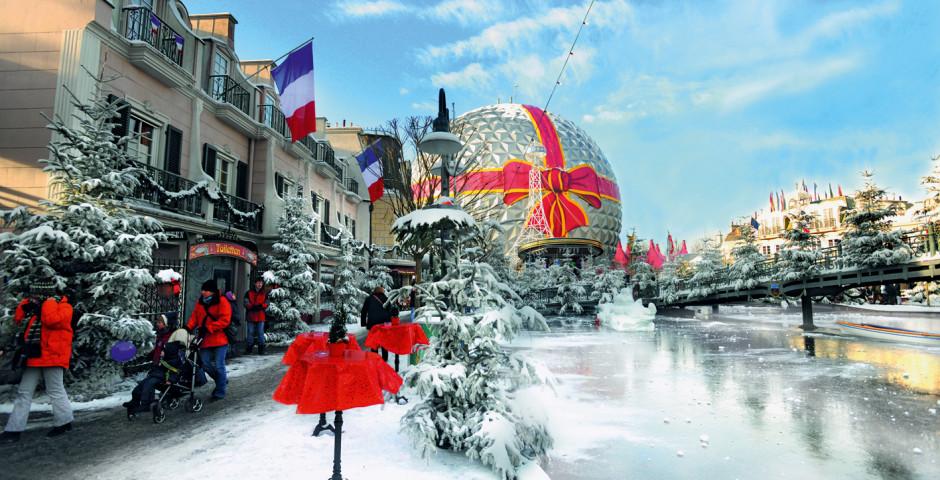 Wintersaison - Europa-Park