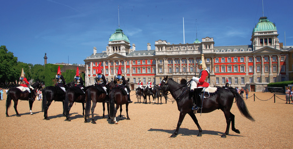 Buckingham Palast, London - London