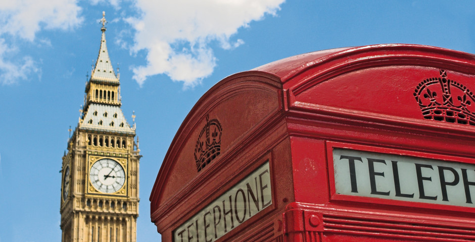 Big Ben, Londres - Londres