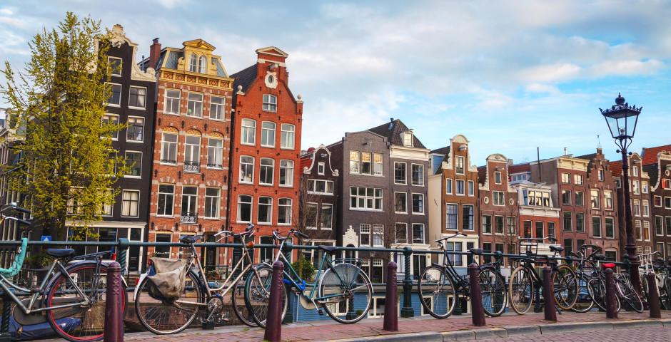 Gracht in Amsterdam - Amsterdam