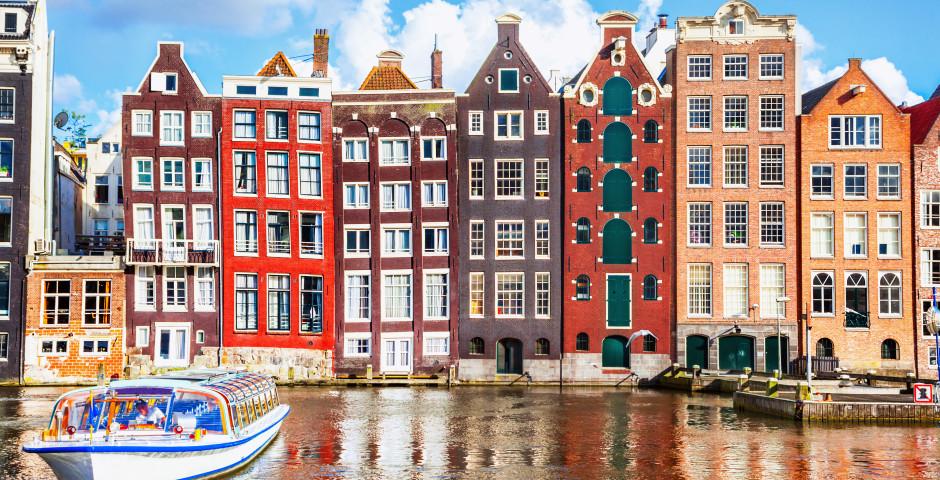 Stadtereise Nach Amsterdam Mit Flug Hotel Von Hotelplan