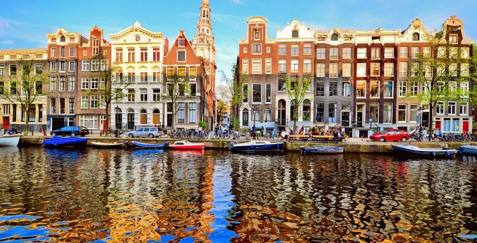 Voyage interville à Amsterdam - Amsterdam