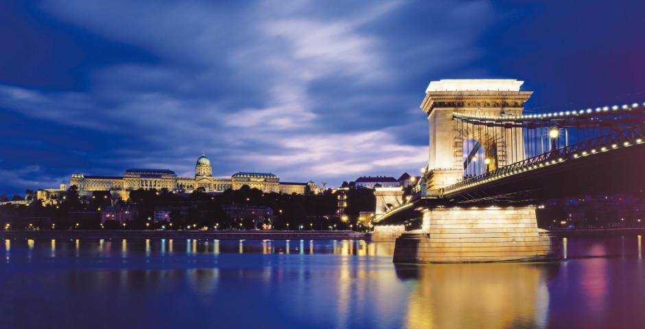 Budapest Städtereise - Budapest