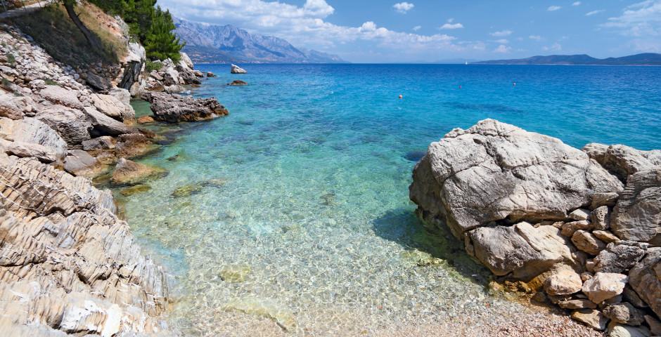 Makarska - Nord- und Mitteldalmatien