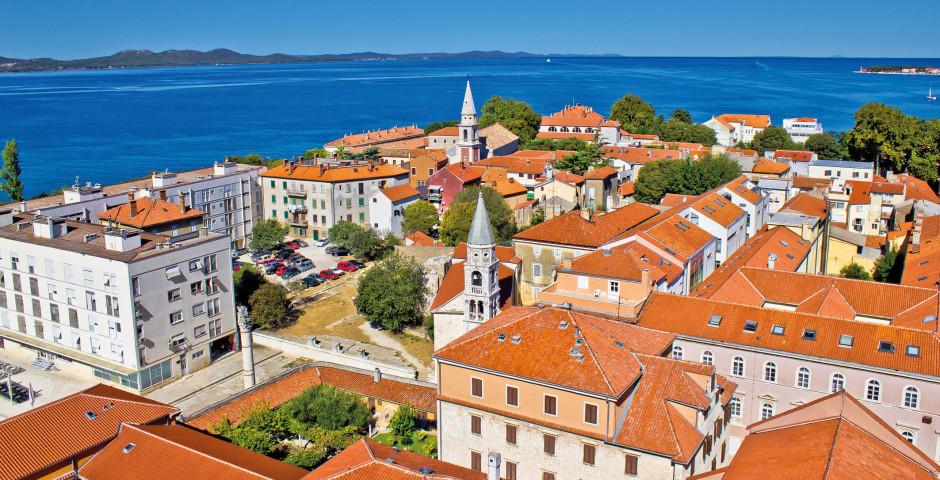 Zadar - Nord- und Mitteldalmatien