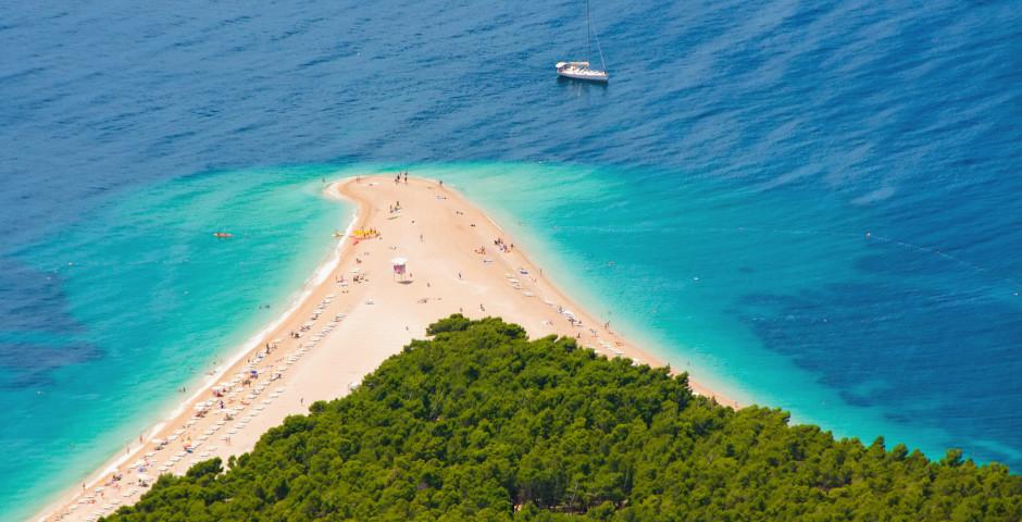 Goldenes Horn (Insel Brac) - Nord- und Mitteldalmatien