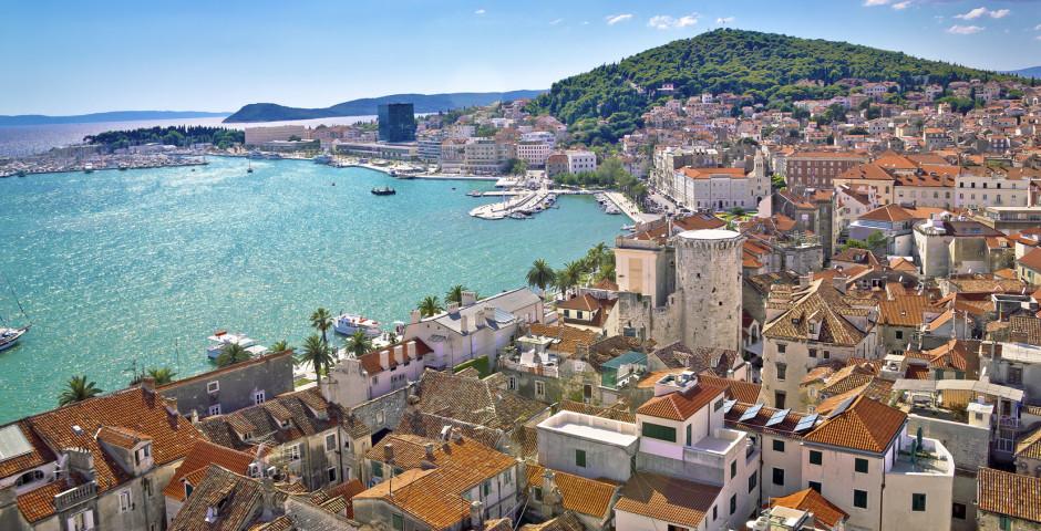 Split - Nord- und Mitteldalmatien