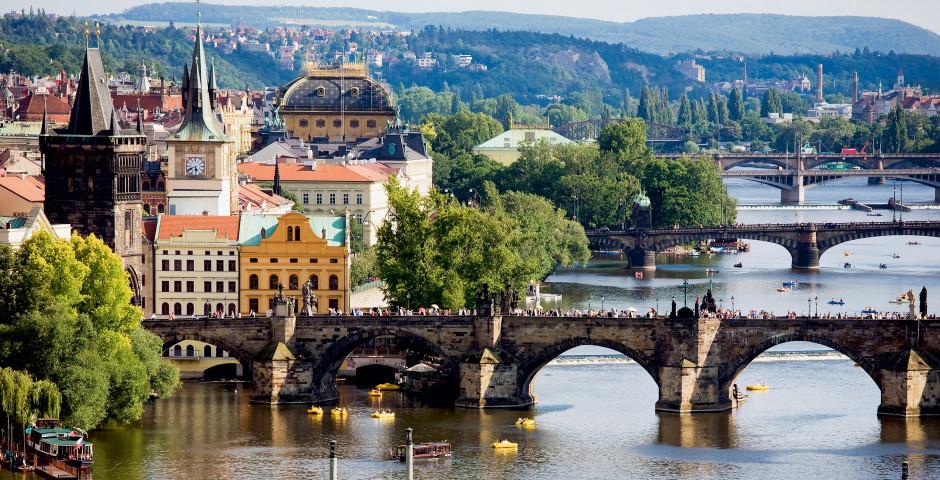 Brücken - Prag