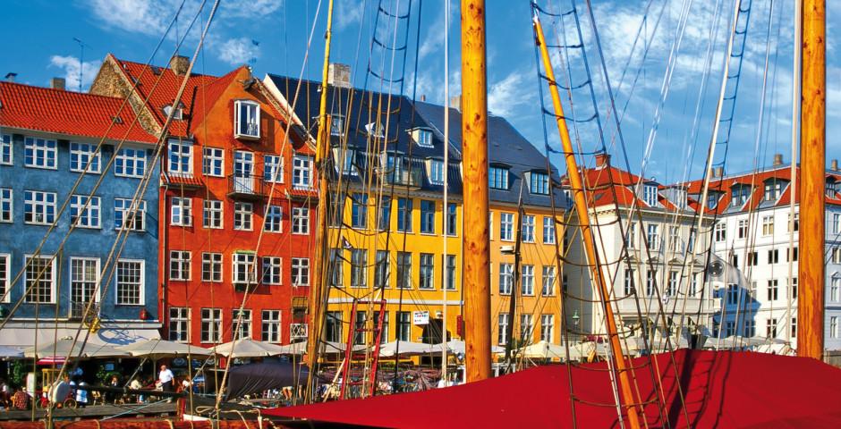 Nyhavn, neuer Hafen
