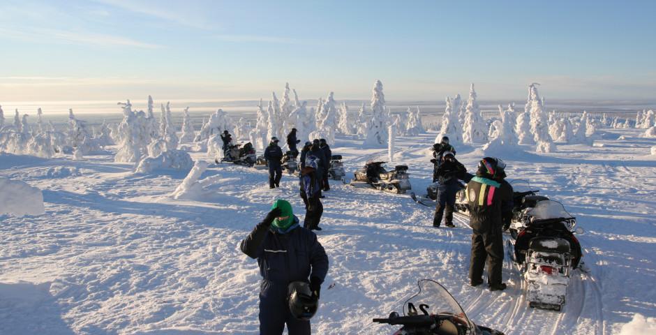 Levi (Finnland) vacances d'hiver à Laponie avec Hotelplan - Levi