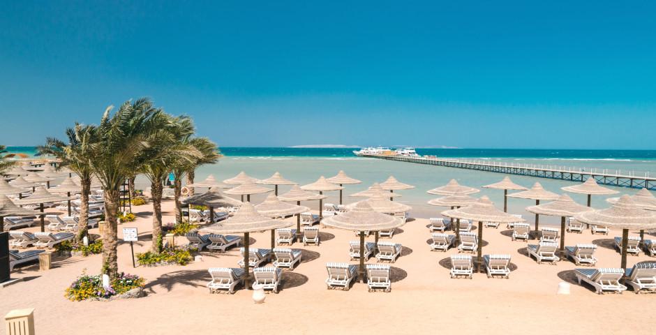 Sandstrand - Hurghada