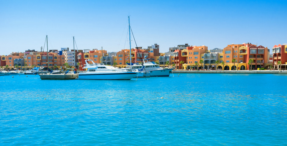 Yacht - Hourghada