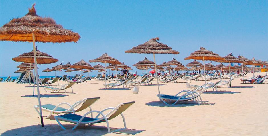 Strand in Tunesien - Djerba / Südtunesien