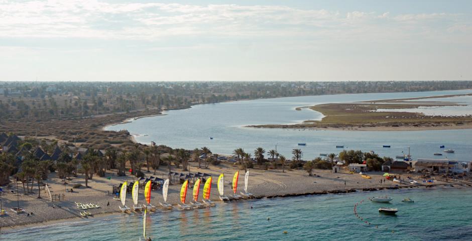 Wassersport auf Djerba