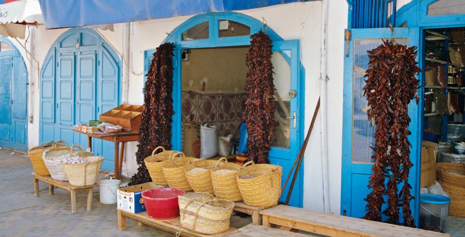 Souk - Djerba / Sud de la Tunisie