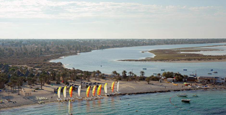 Sports nautiques à Djerba