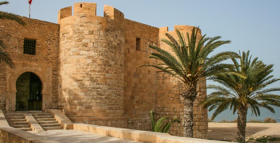 Forteresse Borj El Kebir à Houmt Souk - Djerba / Sud de la Tunisie