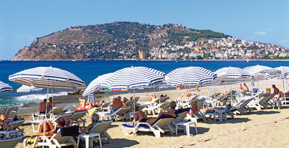 Antalya, tolle Strände - Antalya / Side / Belek