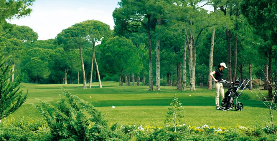 Antalya, Belek, Terrain de golf - Antalya / Side / Belek