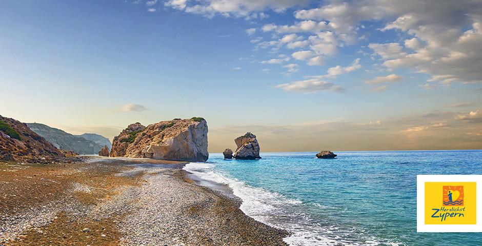 Aphrodite's Rock in der Nähe von Paphos