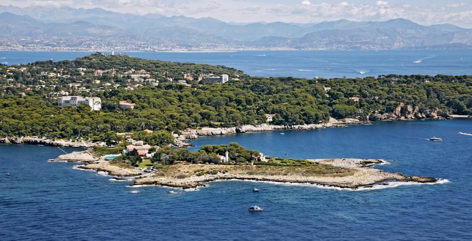 Cap d'Antibes - Cannes & Umgebung