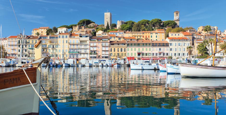 Vieux Port - Cannes & Umgebung (Côte d'Azur - Südfrankreich)