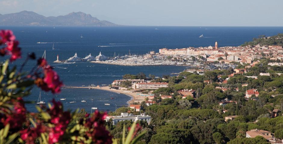 Saint-Tropez - Saint-Tropez & ses environs (Côte d'Azur - Midi de la France)