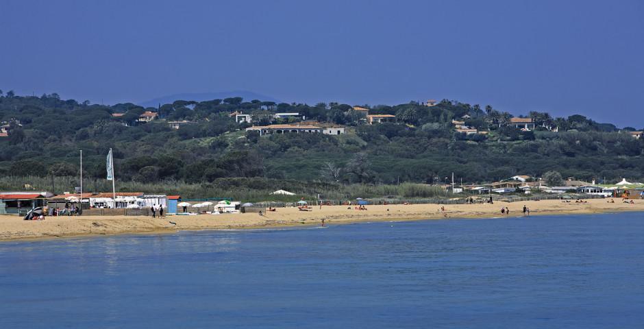 La plage de Pampelonne - Saint-Tropez & ses environs