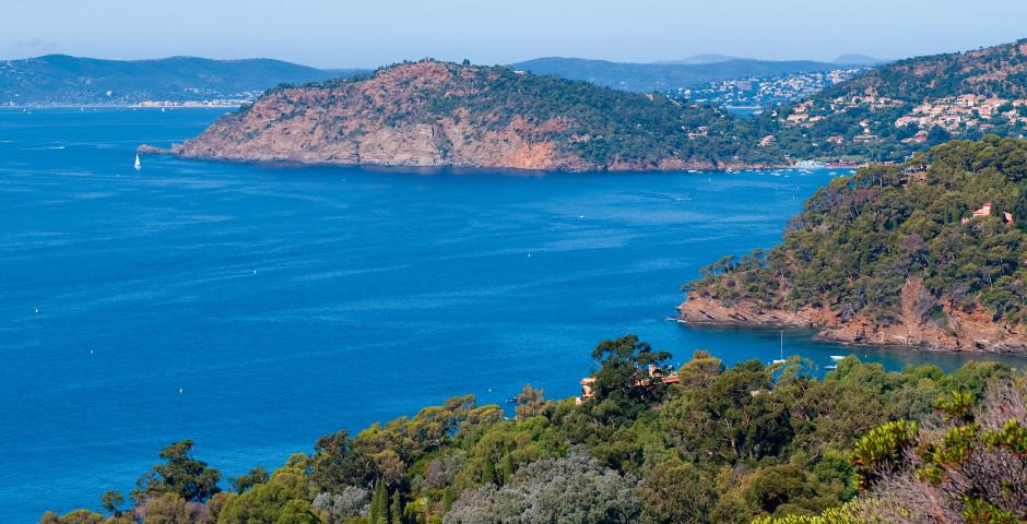 Mer Méditerranée - Presqu'île de Giens (Côte d'Azur - Midi de la France)