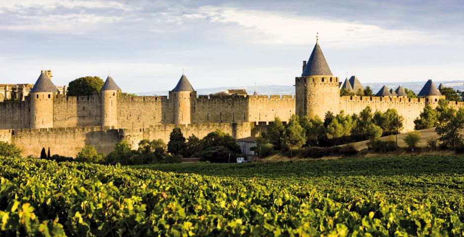 Carcassonne - Languedoc-Roussillon (Südfrankreich)
