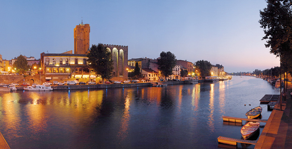 Languedoc-Roussillon (Südfrankreich)