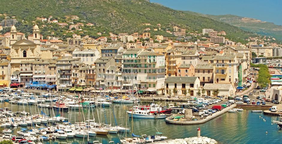 Bastia - Korsika Ostküste
