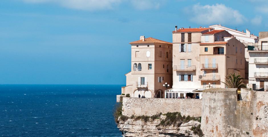 Bonifacio - Corse - côte est
