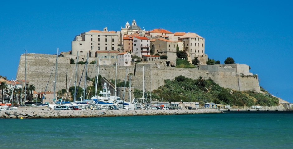 Calvi - Corse - côte ouest