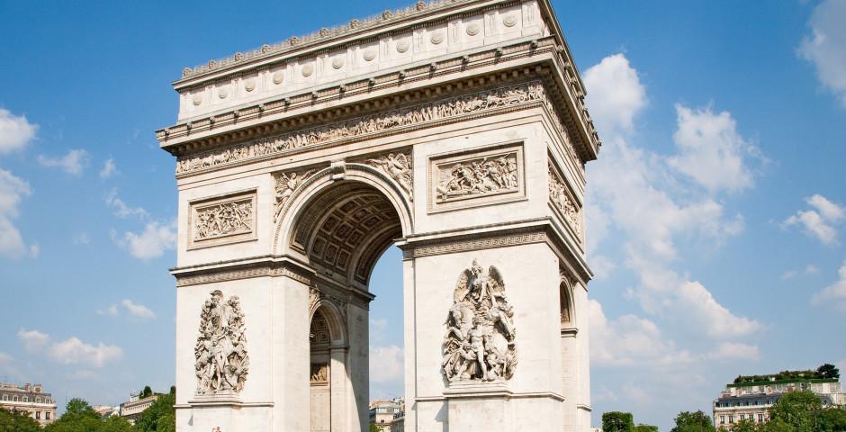 Triumphbogen - Paris