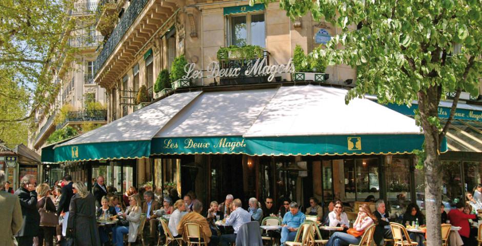 Café Les Deux Magots - Paris
