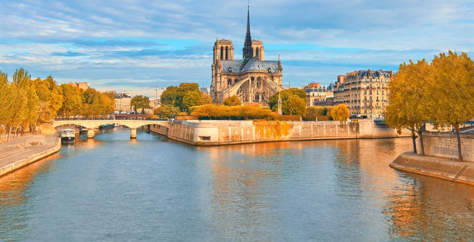 Île Saint-Louis / Notre Dame
