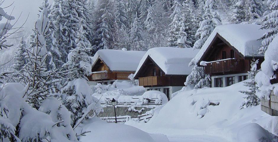 Village de vacances Tschuggen - Haut-Valais