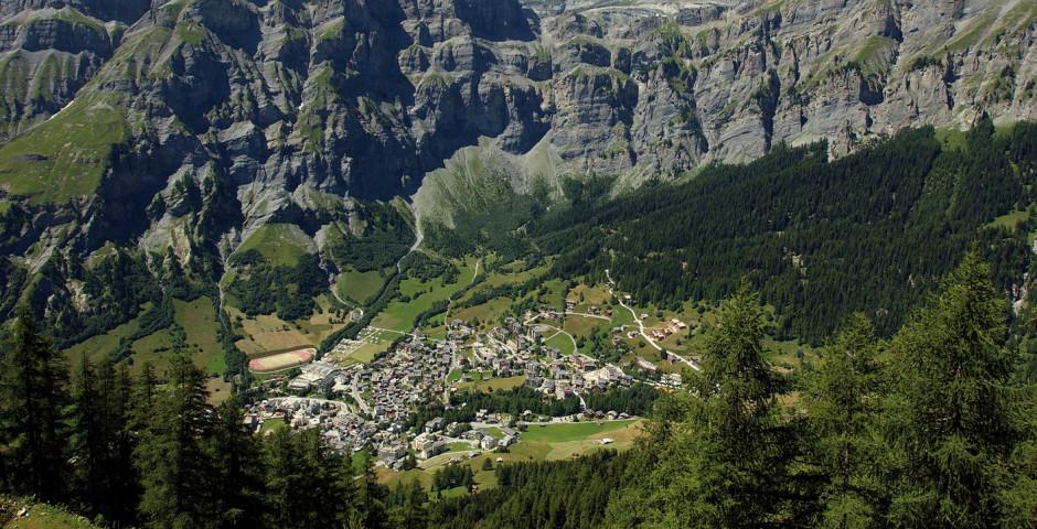 Leukerbad, © Leukerbad Tourismus