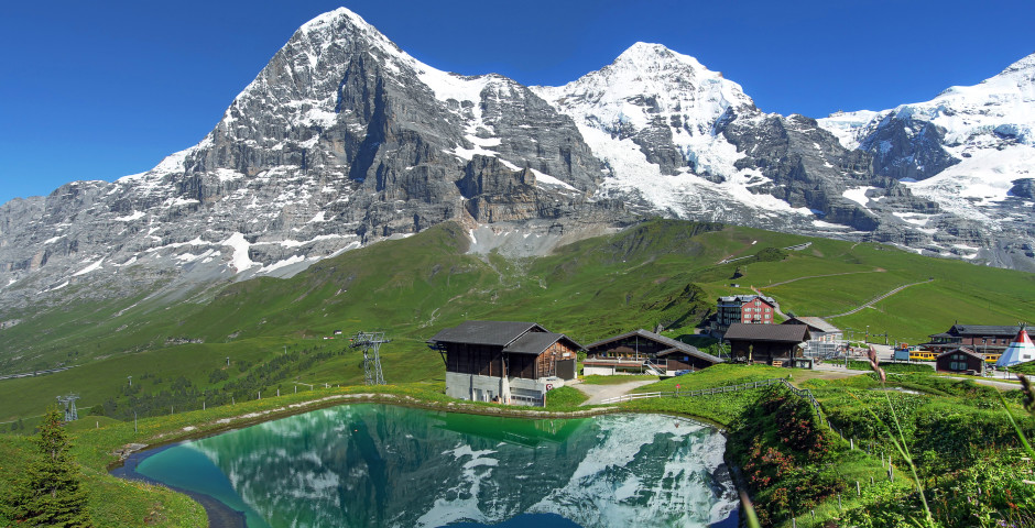 Fallbodensee - Jungfrauregion
