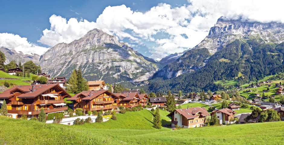 Grindelwald - Région de la Jungfrau