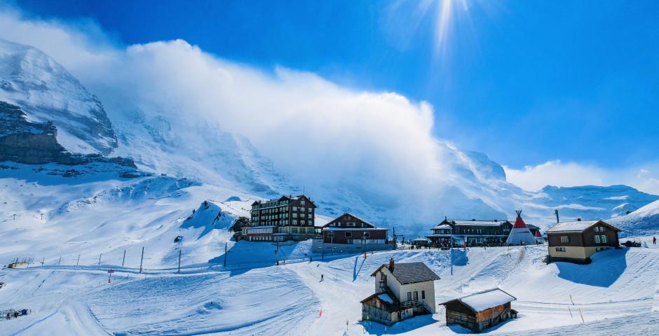 Kleine Scheidegg - Région de la Jungfrau