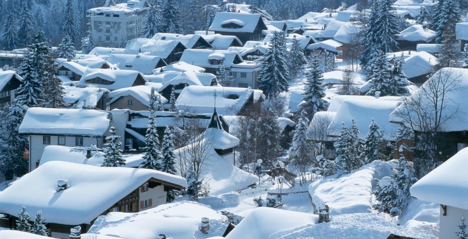 Chalets à Adelboden - Adelboden-Lenk