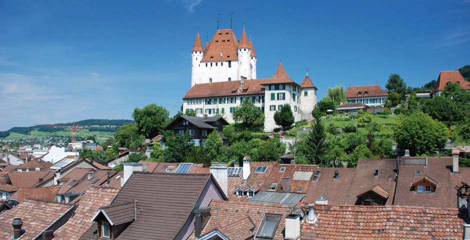 Schloss Thun - Thunersee