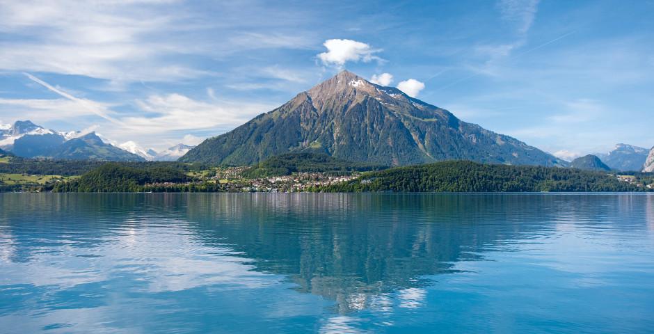 Niesen - Lac de Thoune
